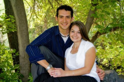 Emilee & Kelvin's Engagements
